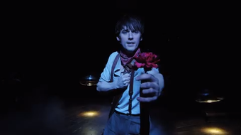 Watch video highlights from the Broadway hit Hadestown.