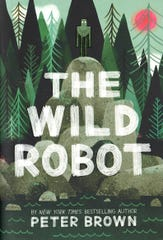 "Peter Brown expanded his reach with his first novel, ""The Wild Robot."""