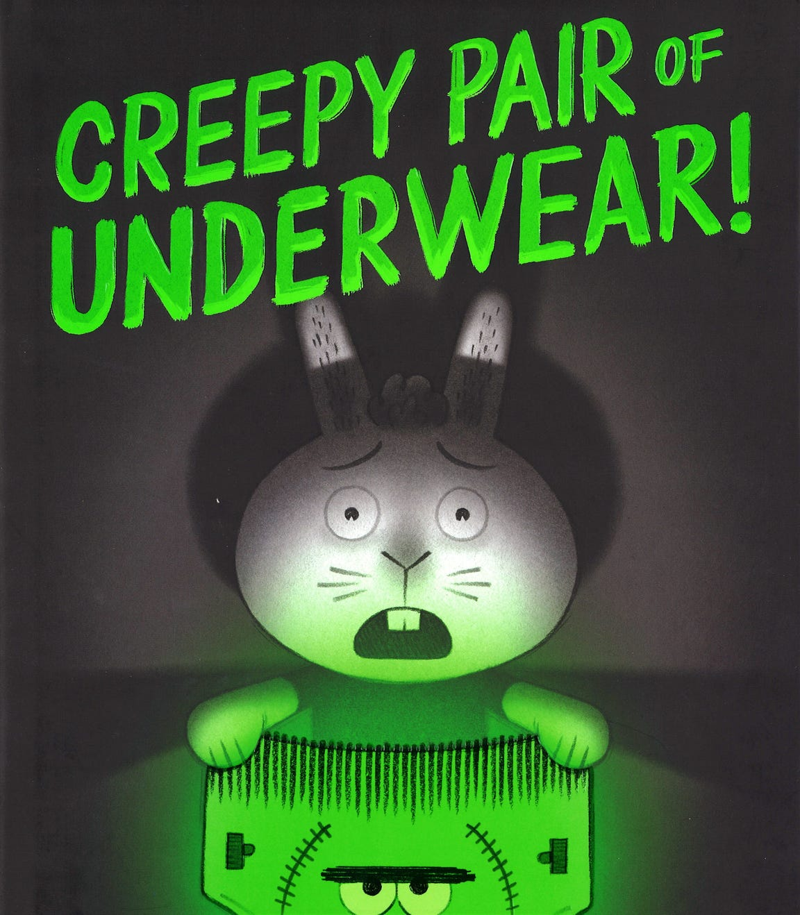 "Another ""Creepy"" picture book by Peter Brown."