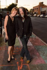 "Author/filmmaker duo Brian Jabas Smith and Maggie Smith will present a reading and screening of ""Tucson Salvage"" at Caritas Village on Sunday."