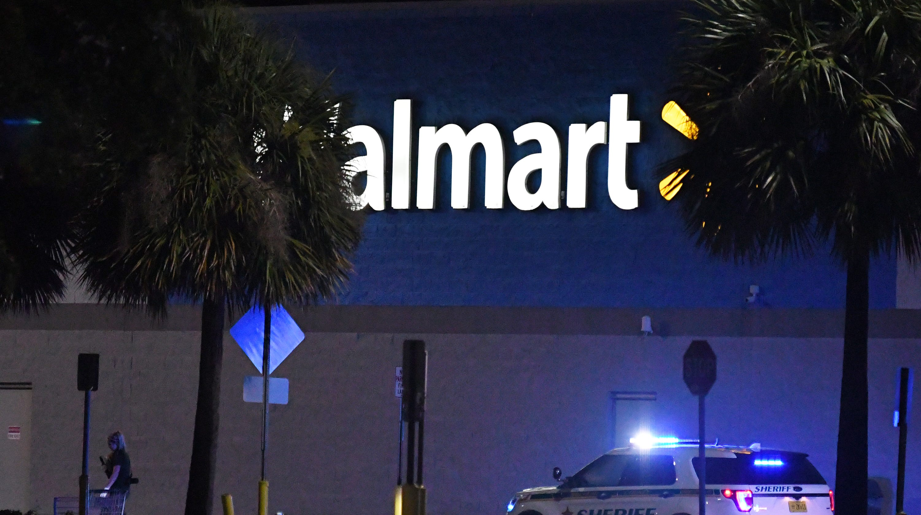 Walmart shooting: No arrest made