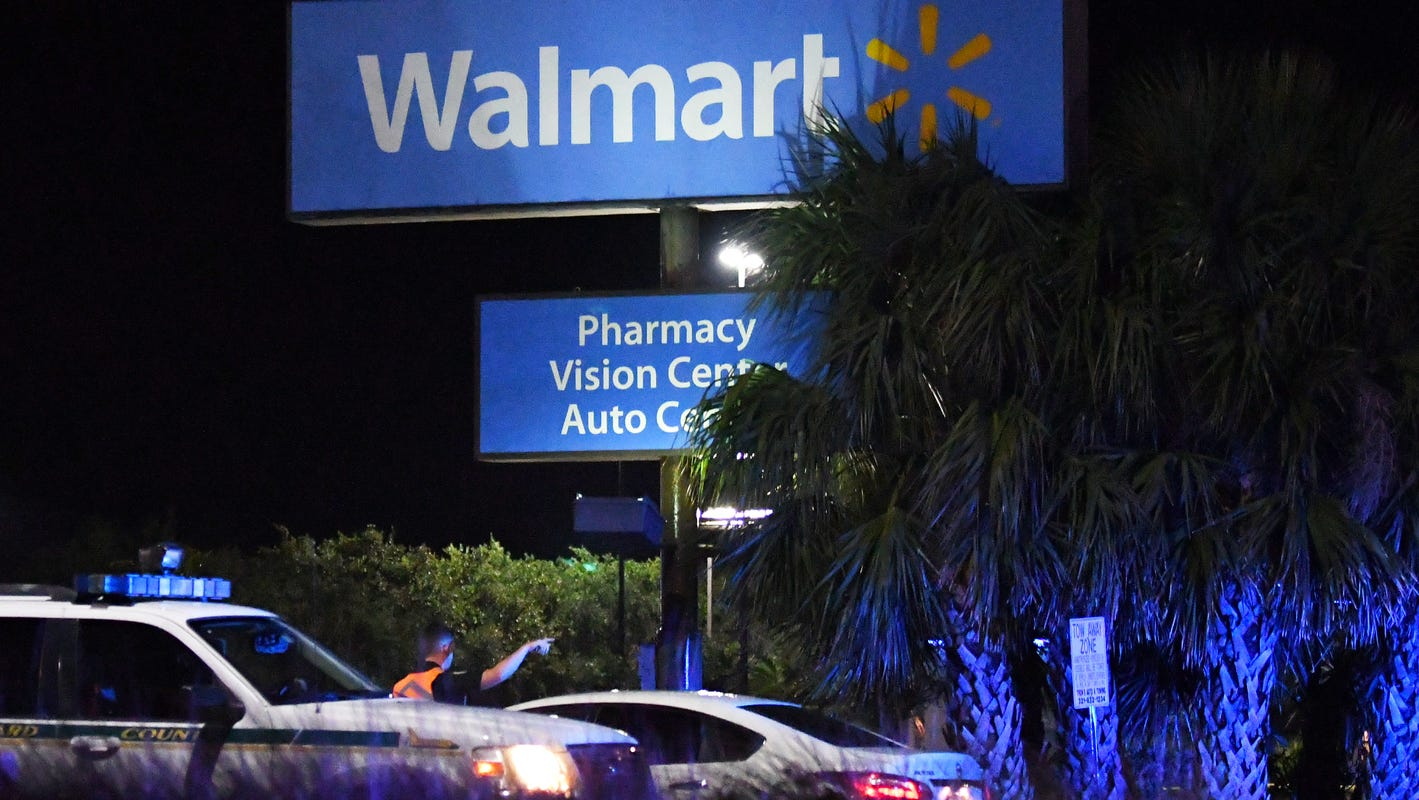 Recent shootings at Walmart stores: A list