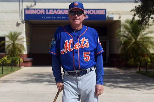Rich Donnelly is now with the New York Mets organization. He previous worked for the Seattle Mariners, Los Angeles Dodgers, Milwaukee Brewers, Colorado Rockies, Florida Marlins, Pittsburgh Pirates and Texas Rangers. Patrick Dove/Treasure Coast News via USA Today NETWORK