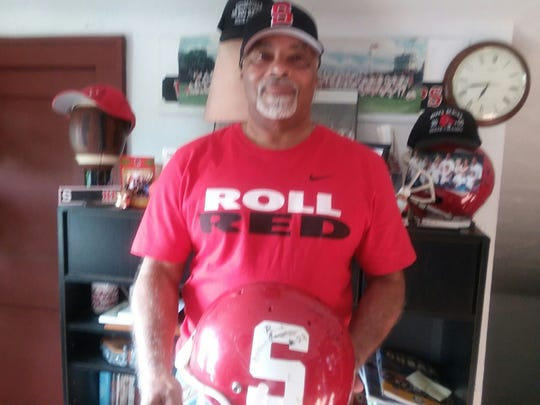 Herb Crossland of Steubenville.