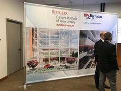 Plans for cancer pavilion announced in New Brunswick