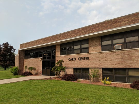 The Caro Center psychiatric hospital in Caro, Michigan.