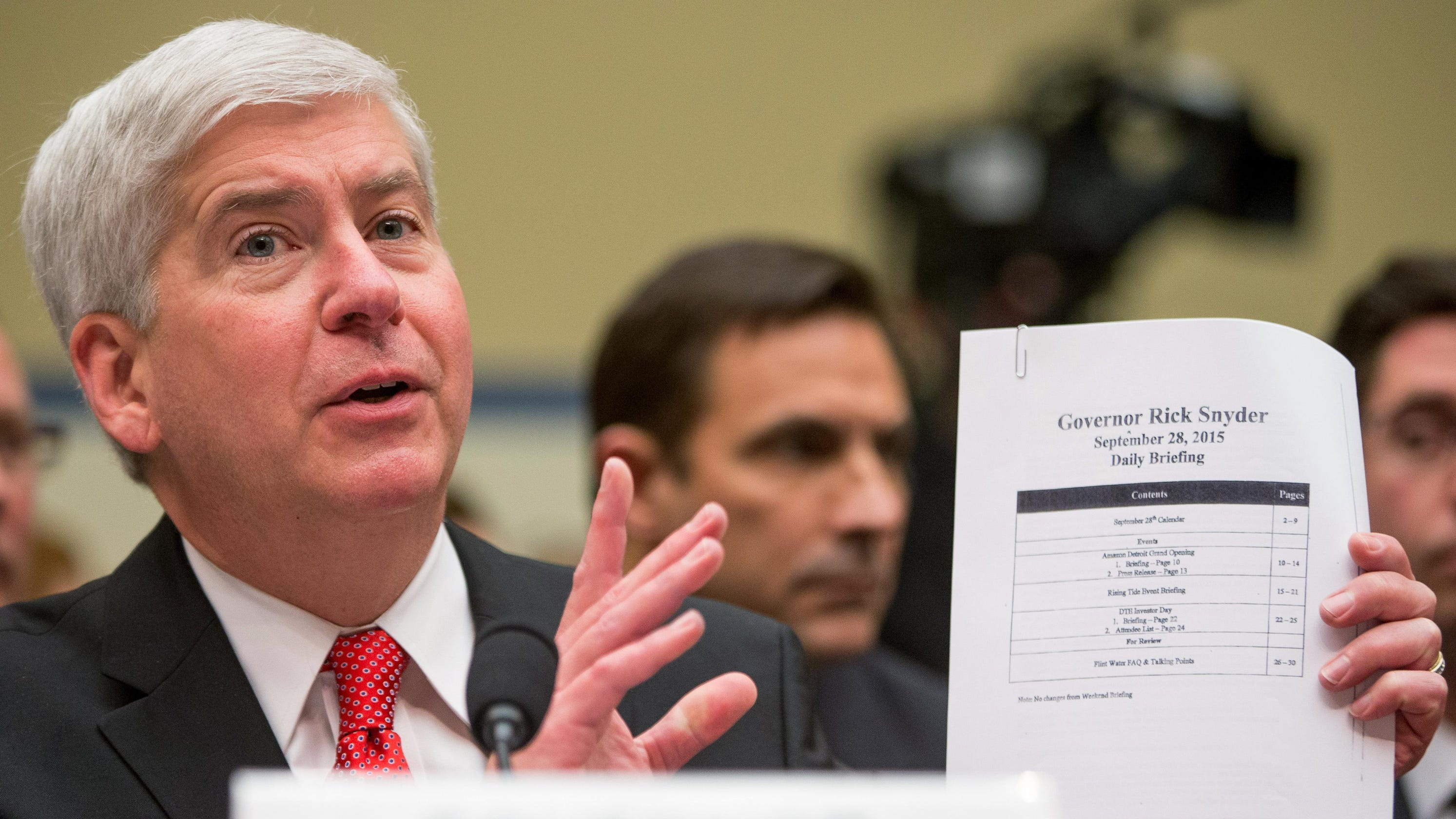 Finley: Rick Snyder becomes the mob's latest victim