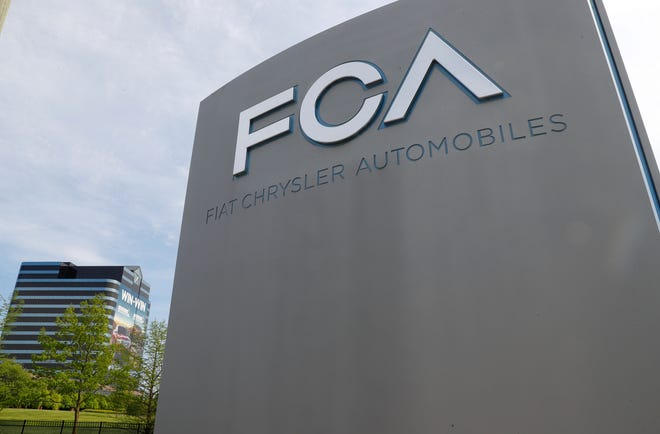 Fiat Chrysler will cut the pay of salaried workers by 20% for up to three months as the  automaker works to save cash as sales and factories grind to a halt because of the coronavirus pandemic.