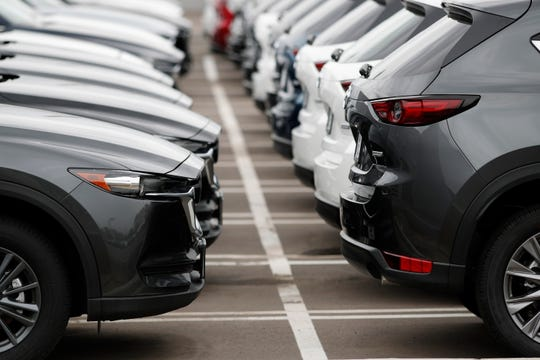 Auto sales took an uptick in May with lower interest rates and good weather.