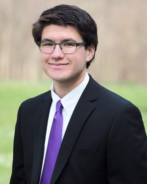 Recent Fremont Ross High School graduate Braxton White is among the 10 Ohio high school seniors selected, out of hundreds of applicants, to receive the 31st annual AAA School Safety Patrol $1,000 Scholarship.