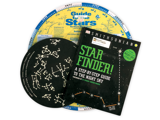 Star finder kits are a new addition to the Poudre River Public Library District's Gadgets & Things Collection.