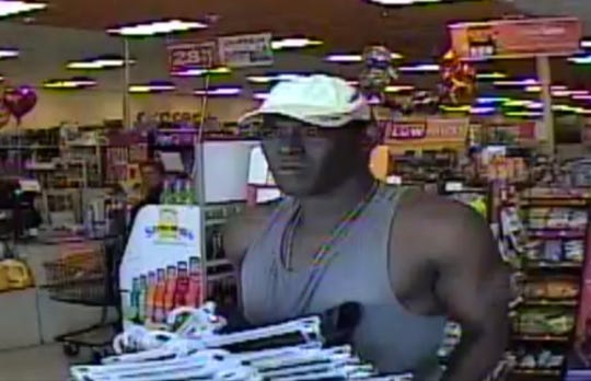 Fort Myers police are seeking help to identify a suspect in a theft from the Family Dollar at 4650 South Cleveland Avenue.