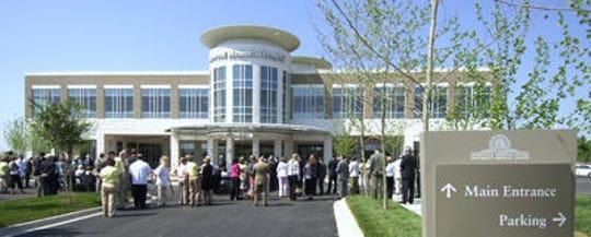 Patewood Memorial Hospital