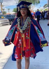 Khamryn Janet Guzman Cruz graduated May 28 from Desert Pines High School in Las Vegas Nevada. Her parents are TomiLee Taimanglo Guzman of Las Vegas and Peter C. Cruz of Dededo. She is the granddaughter of Janet T. and Melvin Cruz of Talofofo, Thomas A. Guzman (deceased) of Santa Rita and Peter Oliva (deceased) of Dededo. Cruz has enlisted in the United States Marine Corps.