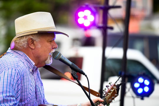 "Keith Vincent will be among the performers at Henderson's first ""Songwriters on the River"" event this Saturday, July 13."