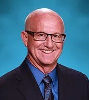 Mayor Larry Bird is also a high school principal at Sultana High in Hesperia.