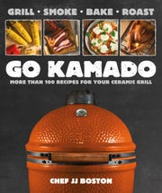 "In spring 2018, chef JJ Boston of Indianapolis released his cookbook ""Go Kamado,"" a collection of Boston's favorite dishes including recipes for wild game, beef, pork, chicken, seafood, sides, breads, and dessert to cook on kamado-style grills. Boston, who owns Chef JJ's Downtown, also offers grilling tips and information."