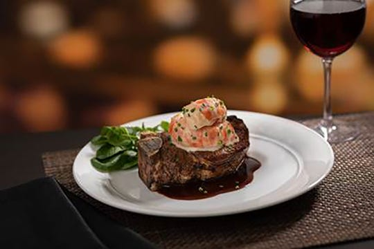 The Capital Grille is adding a 16 oz. bone-in filet and South African lobster tail bordelaise special for Father's Day weekend.