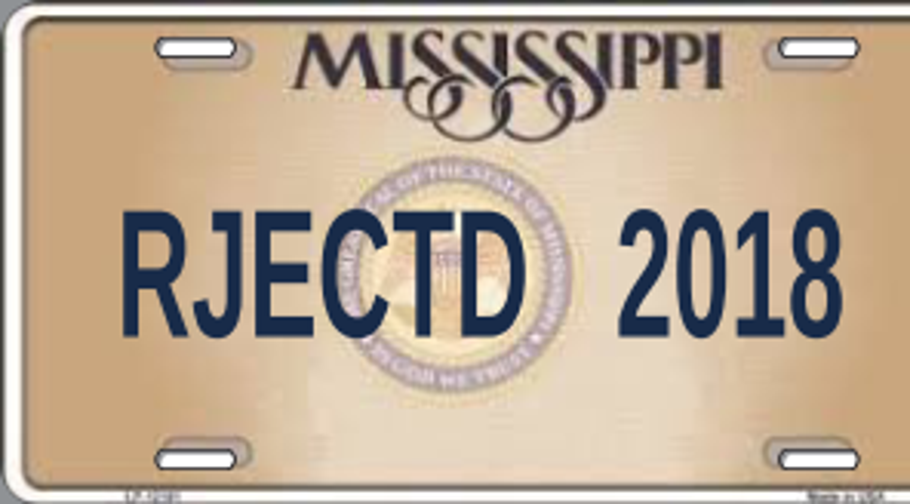 Mississippi license plates: 26 personalized car tags