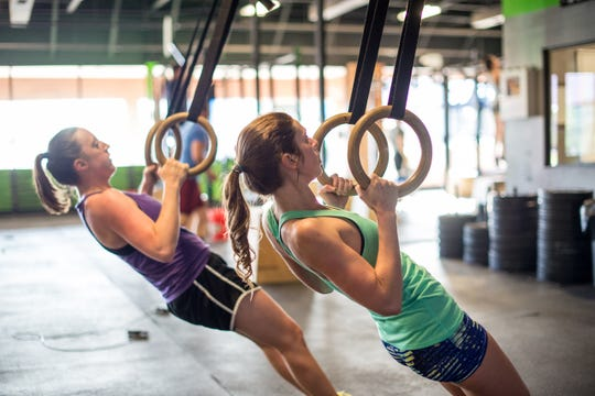 Rings are just part of the regimen.