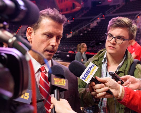 UL athletic director Bryan Maggard has vowed top upgrade the Cajuns' future non-conference basketball schedules, especially at home.