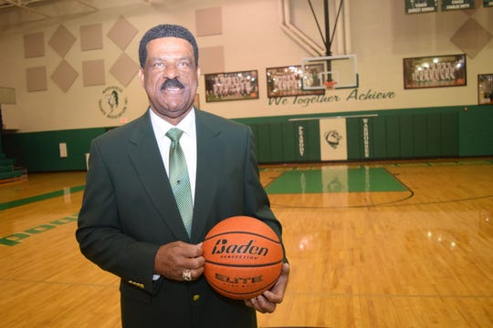 Peabody Magnet High School boys' basketball coach Charles Smith will be inducted to the Louisiana Sports Hall of Fame on June 8.