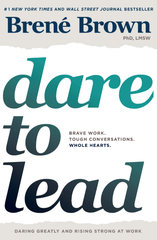 Dare to Read is reading Dare to Lead starting June 14th. Although it is a community based book club, anyone, anywhere is welcome to join.