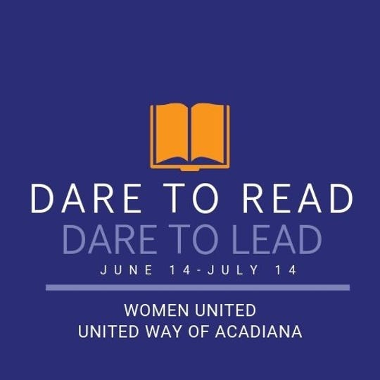 Community-wide book club, organized by Women United, is hoping to foster discussion and leadership among women. Everyone is welcome to join the club, which starts June 14th.