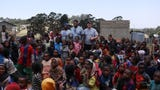 Kentucky football players Landon Young, Jamar Watson and Calvin Taylor recap their experiences on a service trip to Ethiopia.