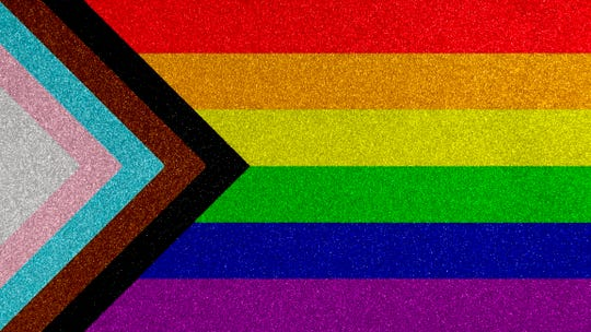 Daniel Quasar created the design of the progress pride flag to make the pride flag more inclusive.