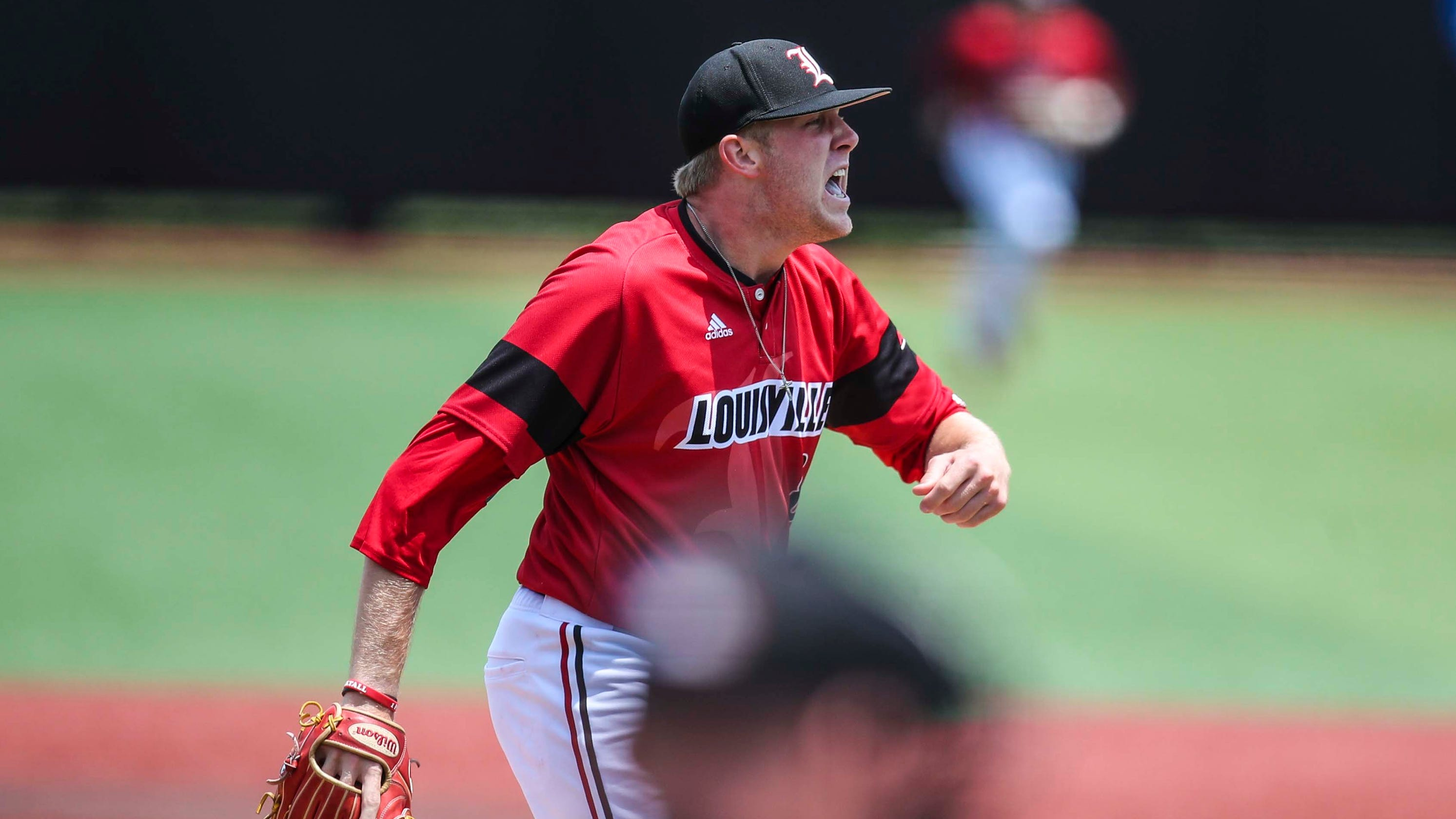 College World Series Louisville Pitcher Nick Bennett Ready To Compete