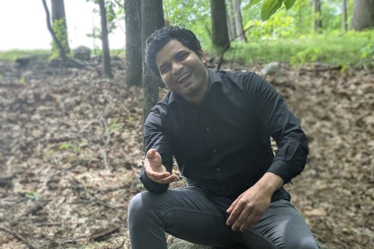 Avinash Kuna, seen on a gofundme page after he was beleived to have drowned on Lake Hopatcong June 1, 2019.