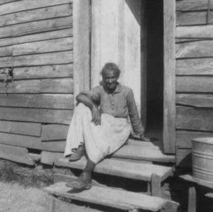 """Angie Garrett was born into slavery in Mississippi. """"I've been whooped until I tell lies on myself,"""" she said in 1937."""