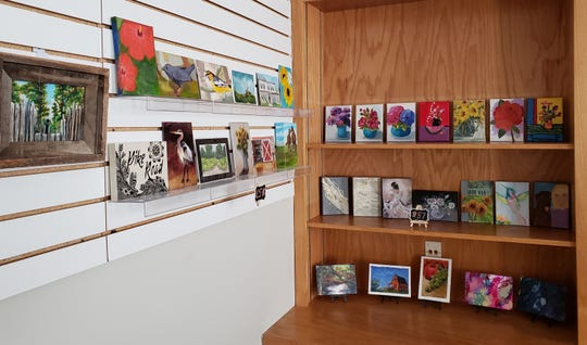 An Open House for the new Pike Road Arts Center will be held from 10 a.m. to 2 p.m. on June 8. Some art is on display and available for purchase at the Center.