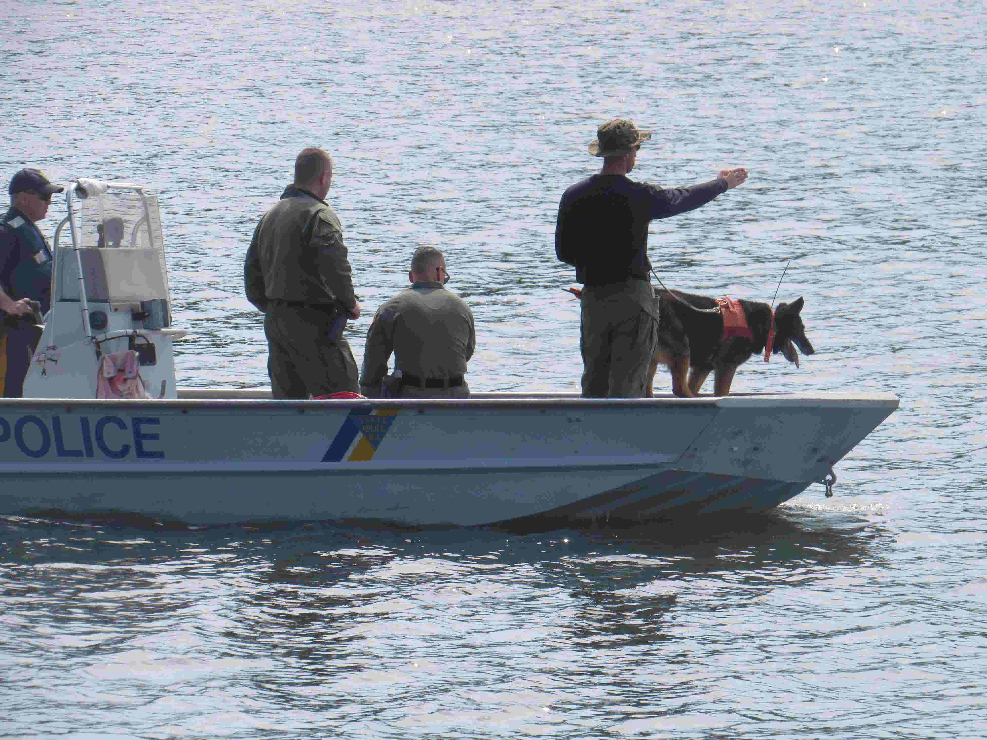 Rescue dive continues on Lake Hopatcong