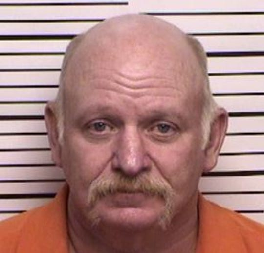 Randal Melton was charged with harboring or aiding a felon.