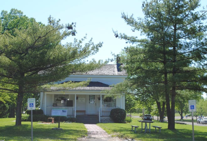 The Cranson-Hinbern House will likely see a new roof this summer.