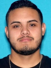 Brian Arellano Vital is a suspect in a shooting at a Cathedral City restaurant early June 2, 2019. He's accused of taking a security guard's gun and shooting a woman.