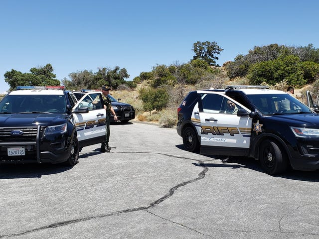 Hiker found dead off trail near Highway 74, south of Palm Desert