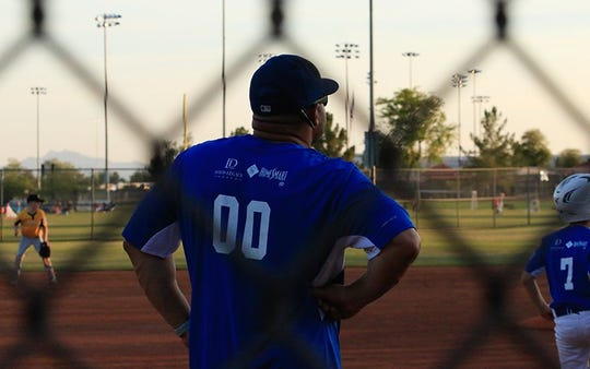 Former professional baseball player Kevin Forbes just missed the sport's data revolution. He's making sure his two boys don't miss it, too.