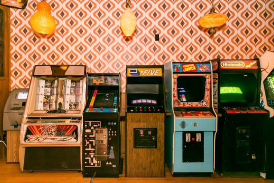 The video games and jukebox added to Thunderbird Lounge's appeal on June 1, 2019.