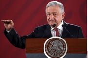 Andrés Manuel López Obrador, president of Mexico