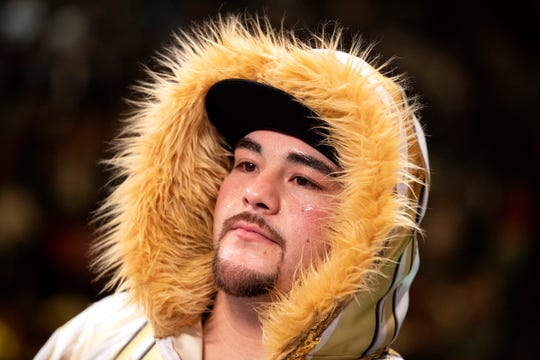 Andy Ruiz, el boxeador por el que nadie daba nada antes de enfrentar  a Joshua.