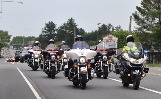 The 15th Annual Ride for Wise, a memorial ride which raises funds for the Michael H. Wise, II Memorial Foundation, was held June 2, 2019.  The ride formed at Reading Area Community College and ended at Cleona Borough Police Department.