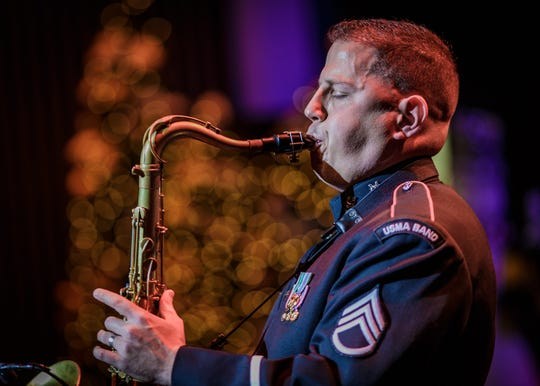 """The West Point Band will kick off its """"Music Under the Stars"""" concert series June 8."""