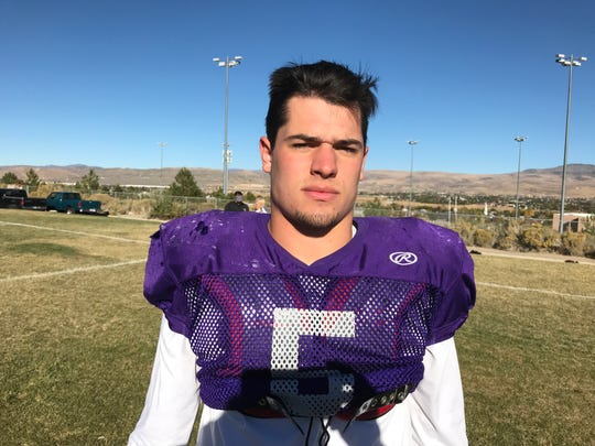 Jackson LaDuke is getting numerous offers from college football powerhouses.