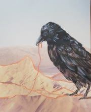 """Crow"" by Nick Bustamante"