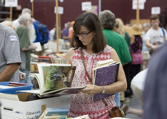 Centenary's annual Book Bazaar is scheduled for Sept. 6-7.
