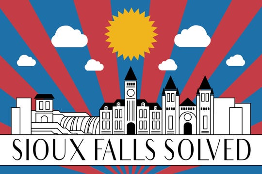 No question is too weird, broad, stupid, small or un-Googleable for Sioux Falls Solved.