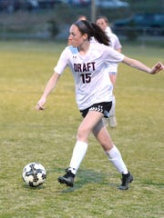 Stuarts Draft will play in the state girls soccer tournament for the second time in three years.